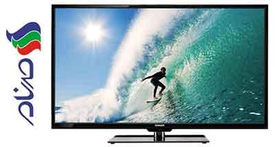 شکل- تعمیرگاه مجاز تلویزیون صنام