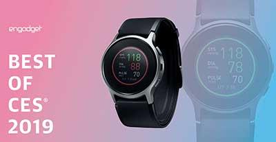 ساعت هوشمند Omron HeartGuide با قابلیت سنجش فشار خون