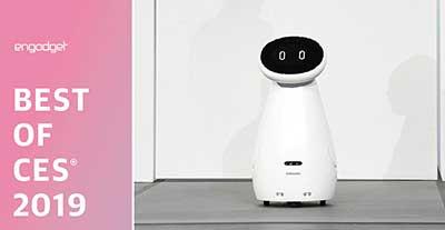 بهترین روبات یا درون Samsung Bot Care
