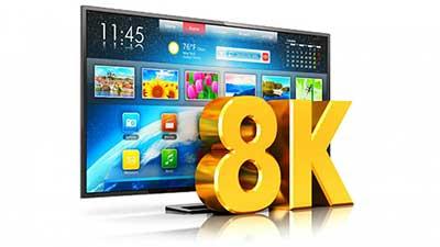 فناوری های 8K